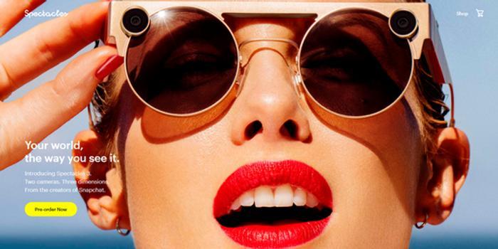Snap发布新款Spectacles 引领AR潮流
