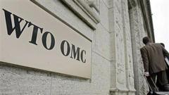 美国向WTO递文件:愿与中国磋商 并不意味着服软了