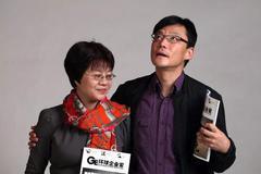 """俞渝撕""""摔杯""""李国庆:你哥六进宫 痛恨你父母"""