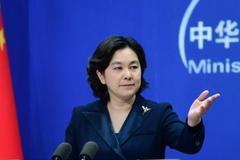 """外交部:中國老百姓不允許一些外國企業""""吃飯砸碗"""""""