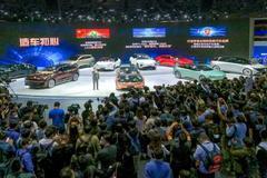 專題|上海車展熱點事件頻發:特斯拉被維權 恒大模型車參展