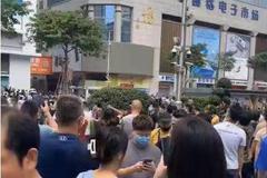 深圳华强北赛格大厦已封闭,公安部门已经介入