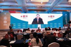"""印尼中華總商會張錦雄:海外華商在""""一帶一路""""建設中扮演著重要角色"""
