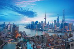 易綱:上海在全球金融中心排名已連續兩次位居第三