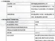 国开泰富总经理杨波离职 上月曾辱骂金鹰基金总经理