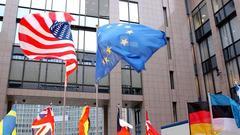 美国宣布对欧盟、加拿大和墨西哥的钢铝加征关税