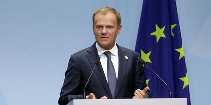 欧理会主席图斯克:建议欧盟接受英国的延期脱欧请求