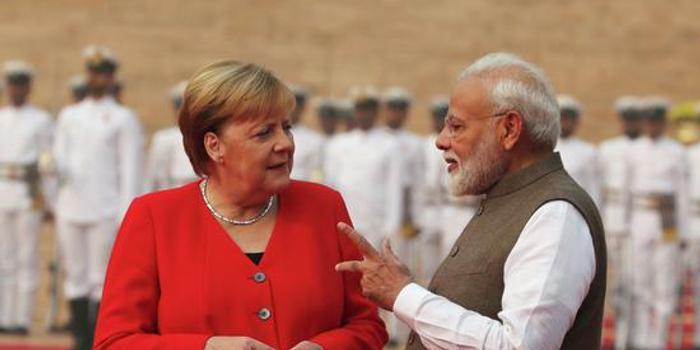默克爾訪印:德印加強合作 印欲獲德更多投資或難如愿