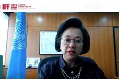 聯合國副秘書長阿爾米達:不能因為暫時的新冠危機就忘記了氣候危機