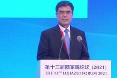 舒印彪:近一段時期金融非常給力 有很多新產品支撐碳達峰碳中和