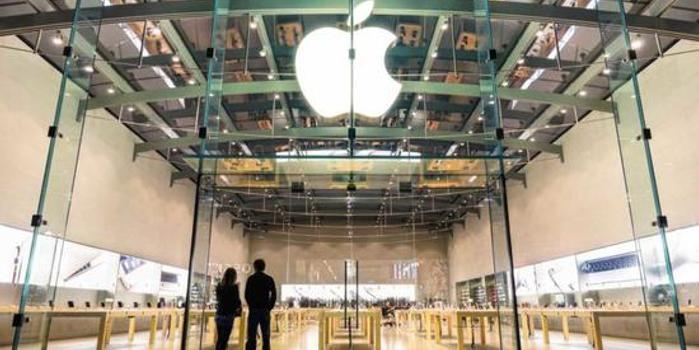 苹果股票终于开始停滞不前了?