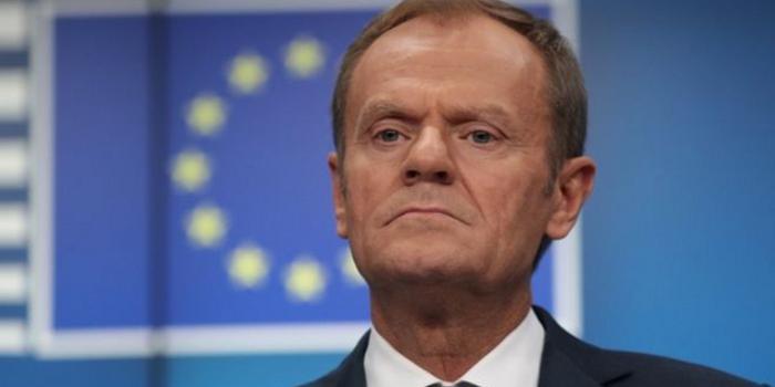 欧洲理事会主席呼吁别放弃逆转英国退欧之梦