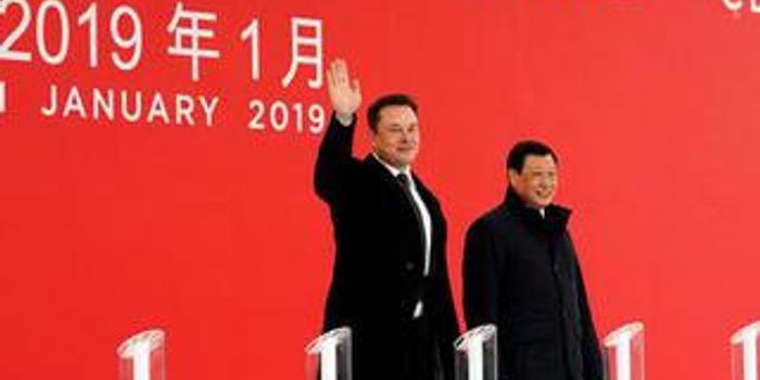 特斯拉:上海工廠建設順利 年底正式投產