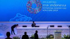 IMF警告民粹主义威胁全球经济增长