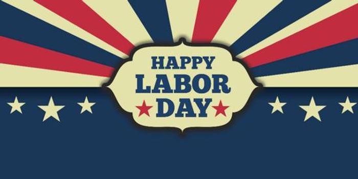 9月2日美国股市因劳工节休市1天