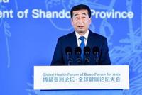 伊利张剑秋:深化全球健康产业链合作 共建健康生态