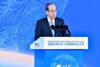 福田康夫:加强中国和日本在医疗健康领域的合作