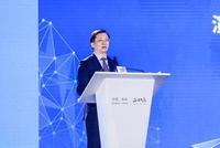 青岛市委常委、常务副市长薛庆国致辞