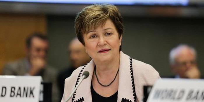 欧盟提名世界银行执行长乔治艾娃为IMF新任总裁