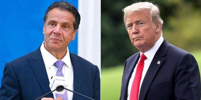 特朗普宣布不再是紐約人 紐約州長:總算解脫了!