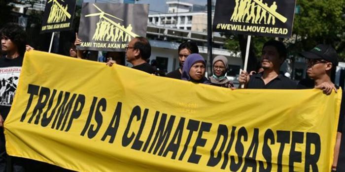 特朗普政府提交文书正式启动退出巴黎气候协定的进程