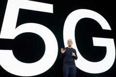 接入5G的苹果手机 对于其股价意味着什么
