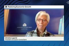 拉加德:歐元區復蘇有點延遲 但并沒有跑偏