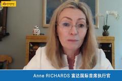 富達國際首席執行官Anne:人們需要一個健康的養老金系統