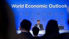 IMF警告贸易紧张有损全球经济:增长势头2020年后减弱
