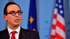 美国财长:如果不释放美国牧师 土耳其将遭受更多制裁