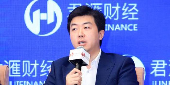 星瀚资本创始合伙人杨歌:金融需远离侥幸和投机