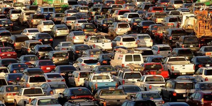 美国上班族平均每年因交通拥堵浪费54个小时