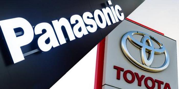 丰田与松下宣布组建电动汽车电池合资公司