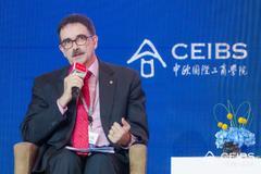 中歐布安瑞教授:中國有能力和機會,成為全球的火車頭