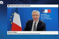 法經濟部長:應盡快促成歐元區銀行聯盟和資本聯盟