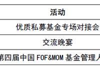 第四届中国FOF&MOM基金管理人年会6月27日-28日举行