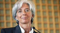 IMF总裁建议中国继续迈向灵活的人民币汇率机制