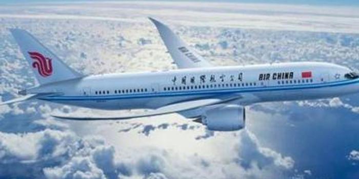 中資航空股續受捧 中國國航升近6%南航漲逾5.45%