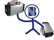 比特币大跌矿机不要慌 滞销矿机一样可以用来取暖!