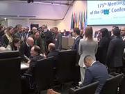 快讯:OPEC大会进行时 美原油宽幅震荡跌超3%