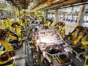 数据:全球制造业下挫 经济下行风险上升