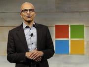 微软大涨5% 市值突破万亿美元大关