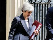 英国首相特蕾莎梅宣布将于6月7日辞职 英镑短线拉升