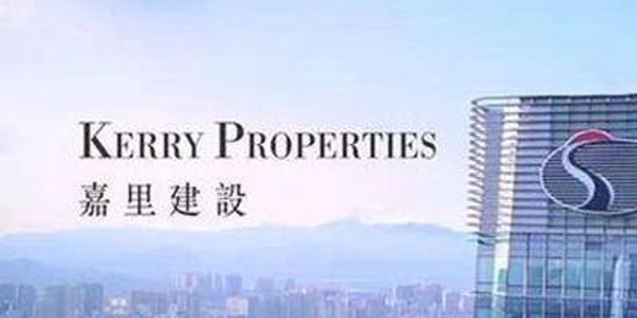 香港地产股随大市回升 嘉里建设上涨3%长实升近2%