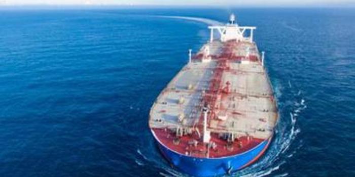 中遠海能連跌五日兼五連陰后 現逆市反彈逾4%