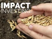 影响力投资:一种全新的投资理念