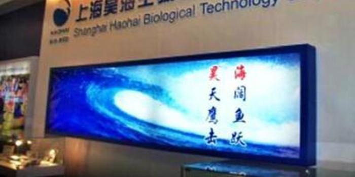 昊海生物科技跌逾6% A股首挂科创板冲高开后回落