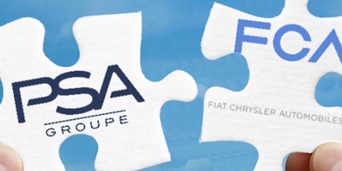 菲亚特克莱斯勒和PSA合并 打造全球第四大汽车巨头