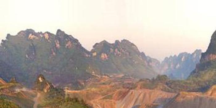 中泰国际:中信大锰料中期及全年度盈利大降