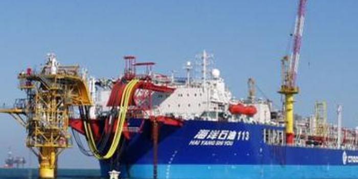 三桶油随市下跌 中海油跌逾1%中石化下跌0.44%